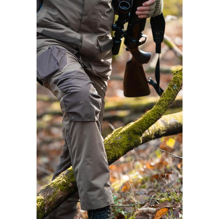 Broek voor geposteerde jagers 520 waterdicht en warm