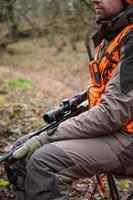 Warm waterproof driven-shooting trousers 520
