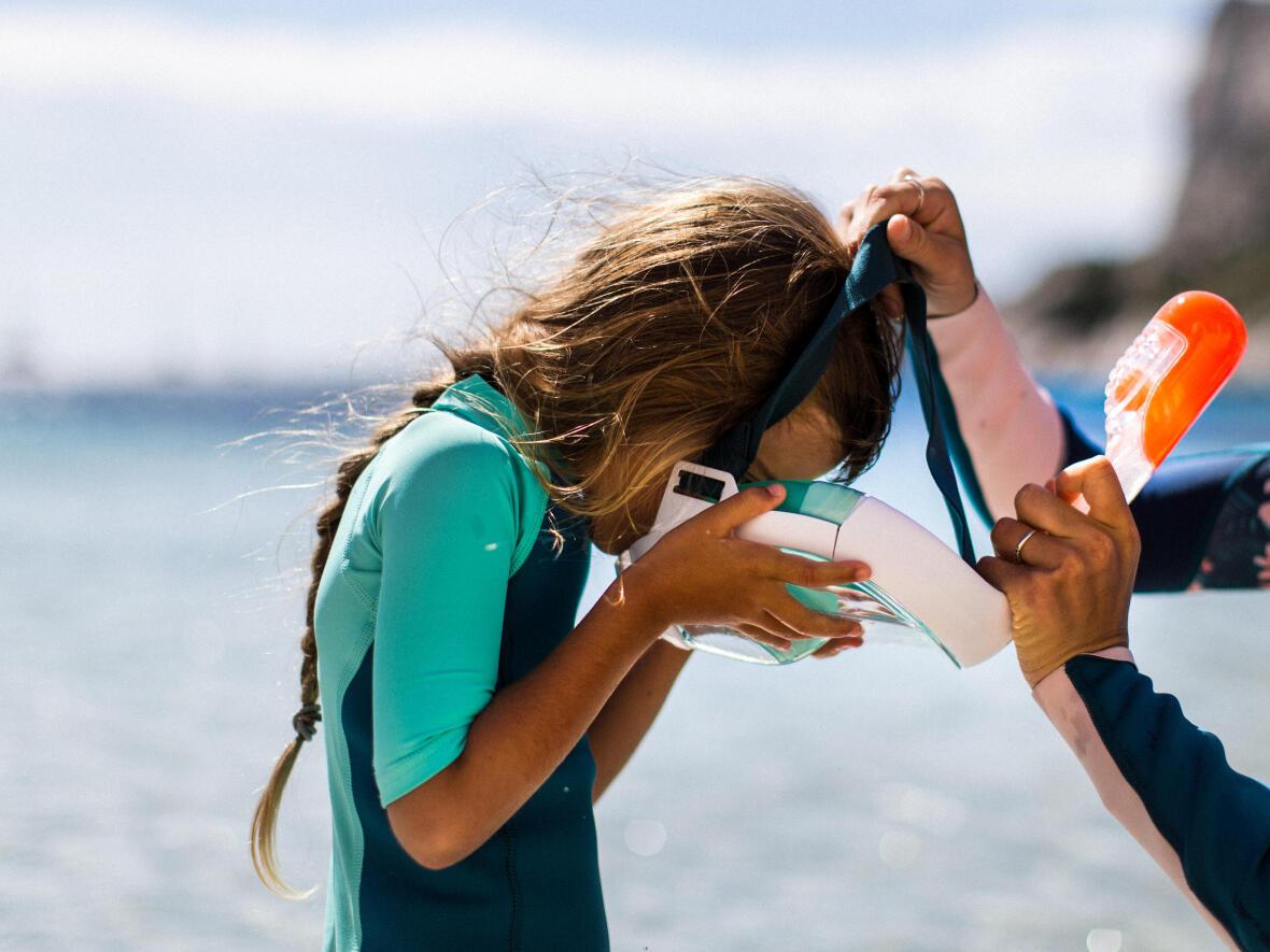 Snorkelen met kinderen: hoe doe je dat?