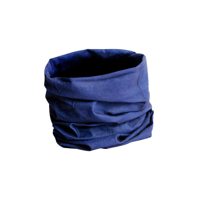 Fascia multiuso running blu