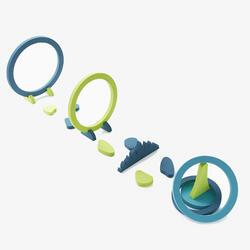 Kit Parcours en mousse Baby Gym