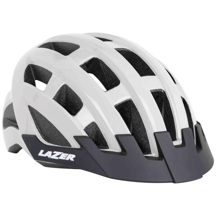 Lazer helm compact wit