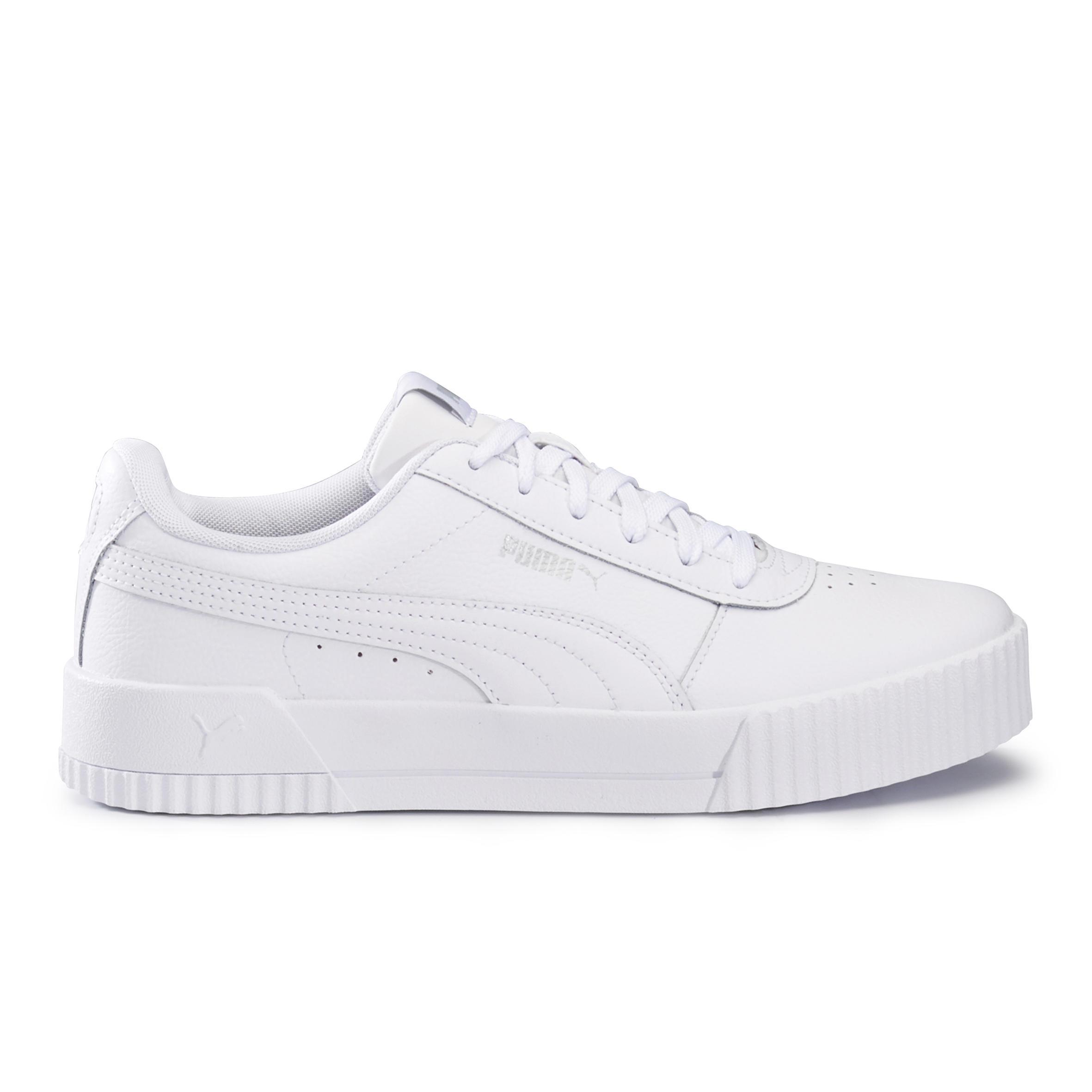scarpe donna sport bianche puma