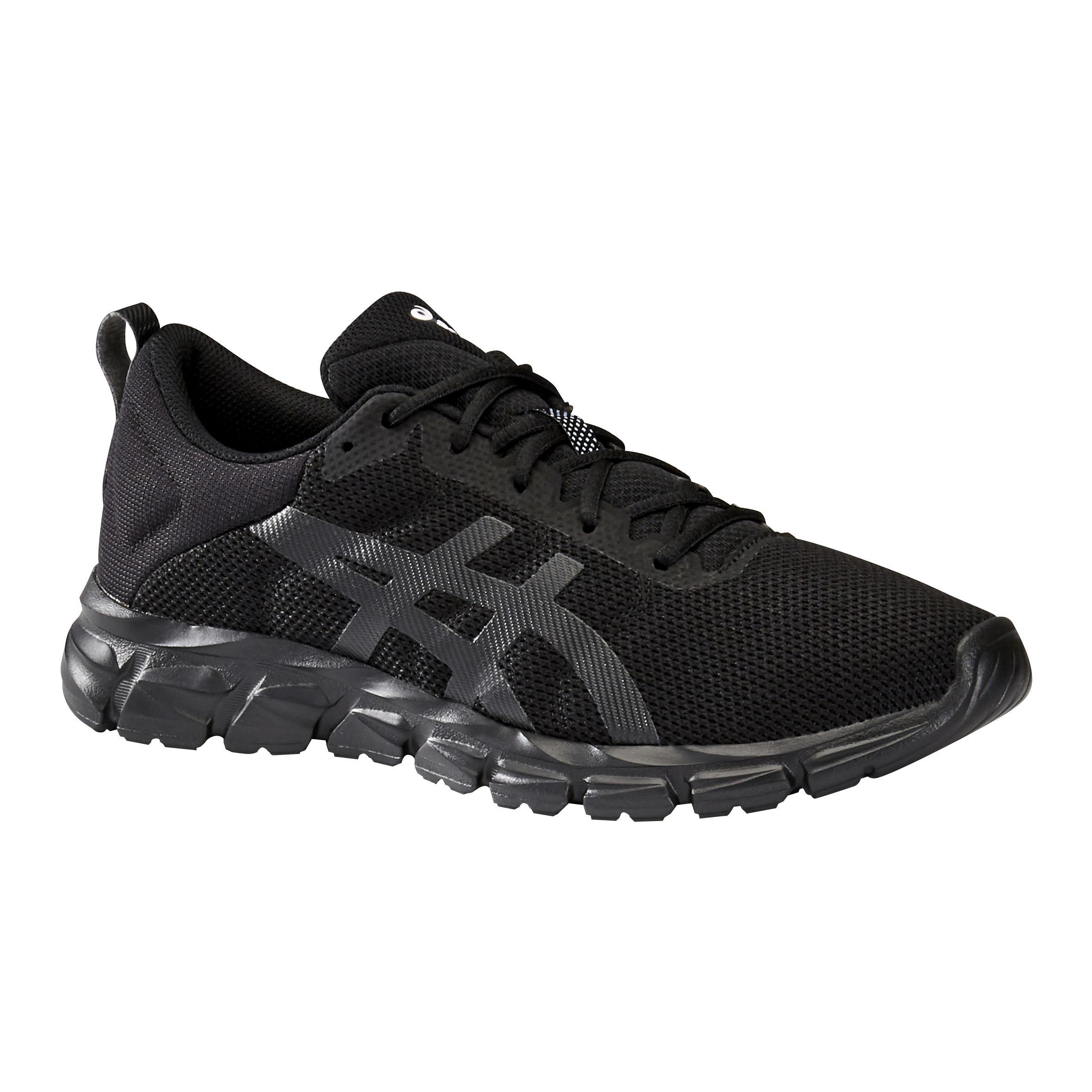 Chaussures marche sportive homme Asics Quantum Lyte noir