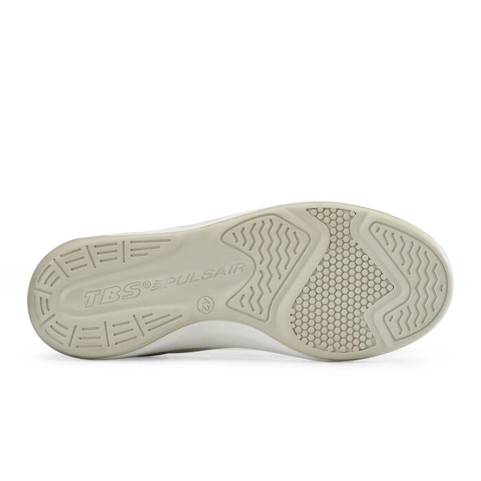 Chaussures marche sportive homme TBS Albana blanc