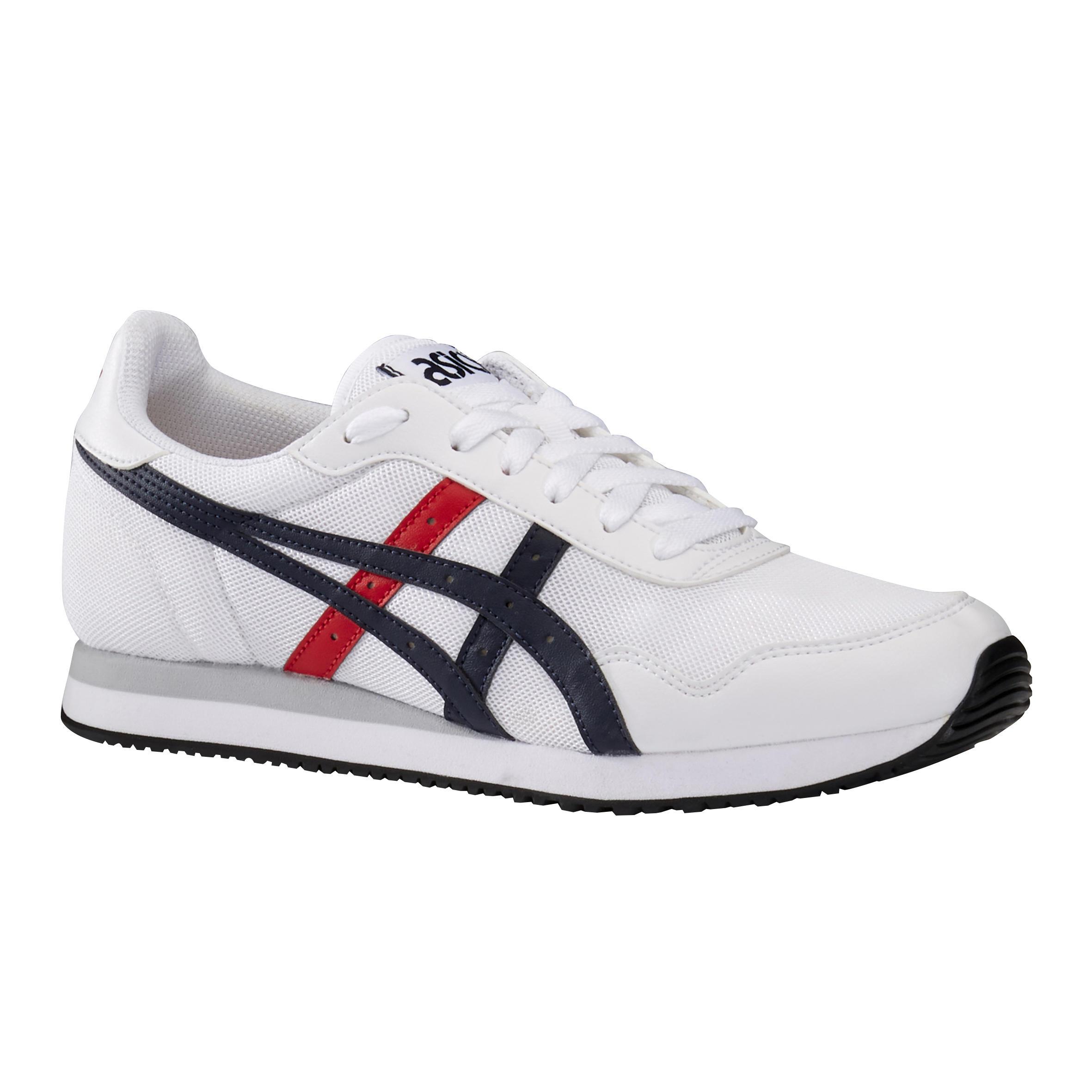 Men's Active Walking Shoes Asics Tiger Mesh - white