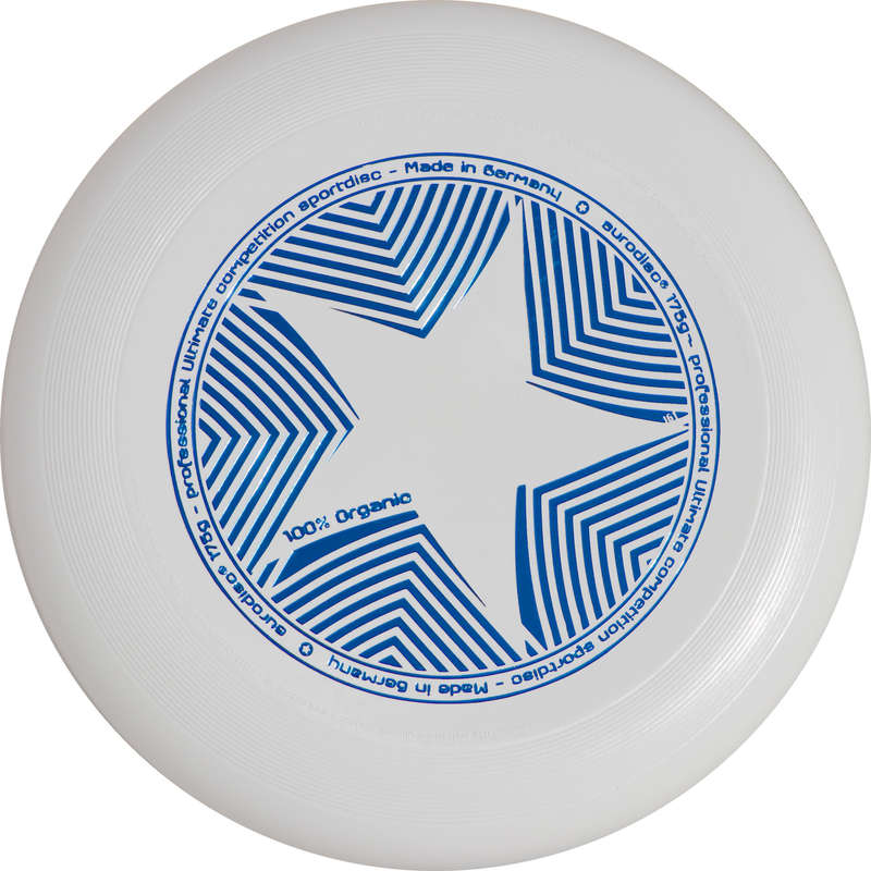 FRISBEES/BUMERANGER Vattensport och Strandsport - EURODISC D175 ULTIMATE STAR EURODISC - Strandspel