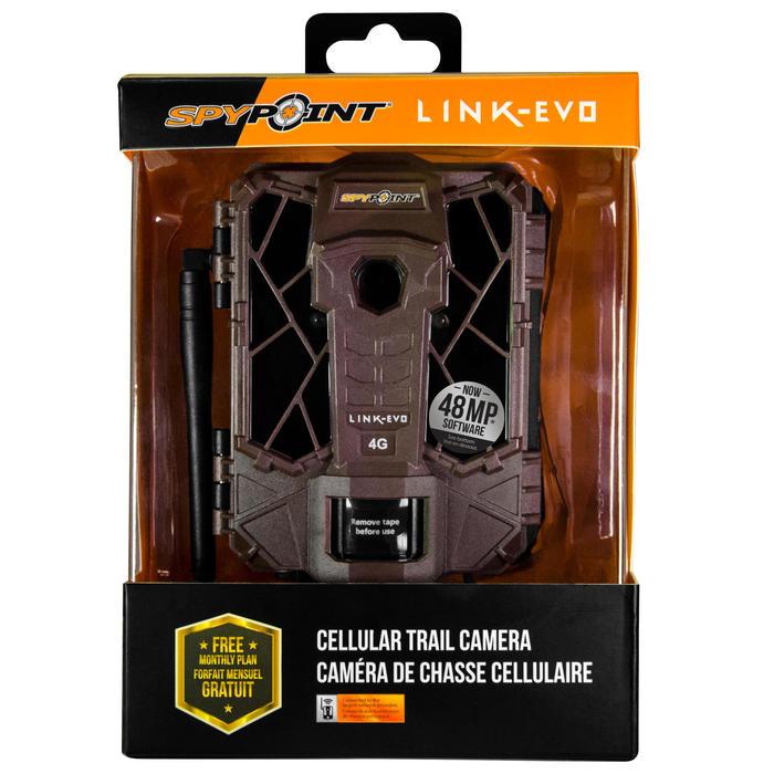 Caméra de chasse / piège photographique Link Evo Spypoint