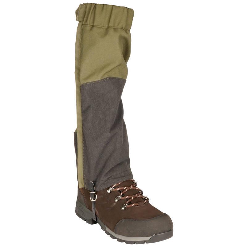 LOVECKÉ NÁVLEKY Myslivost a lovectví - NÁVLEKY SUPERTRACK 500 V2 SOLOGNAC - Myslivecká obuv a ponožky