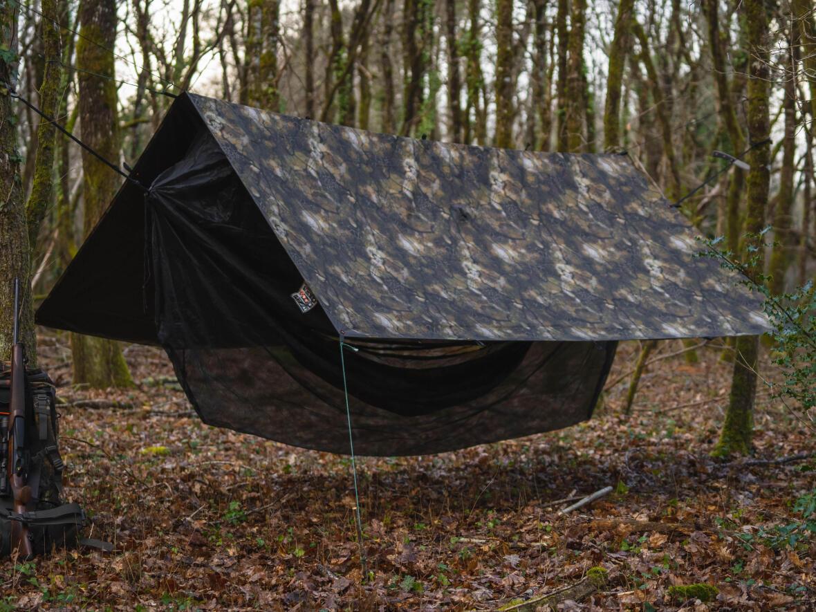 dormir dans les bois bushcraft solognac decathlon