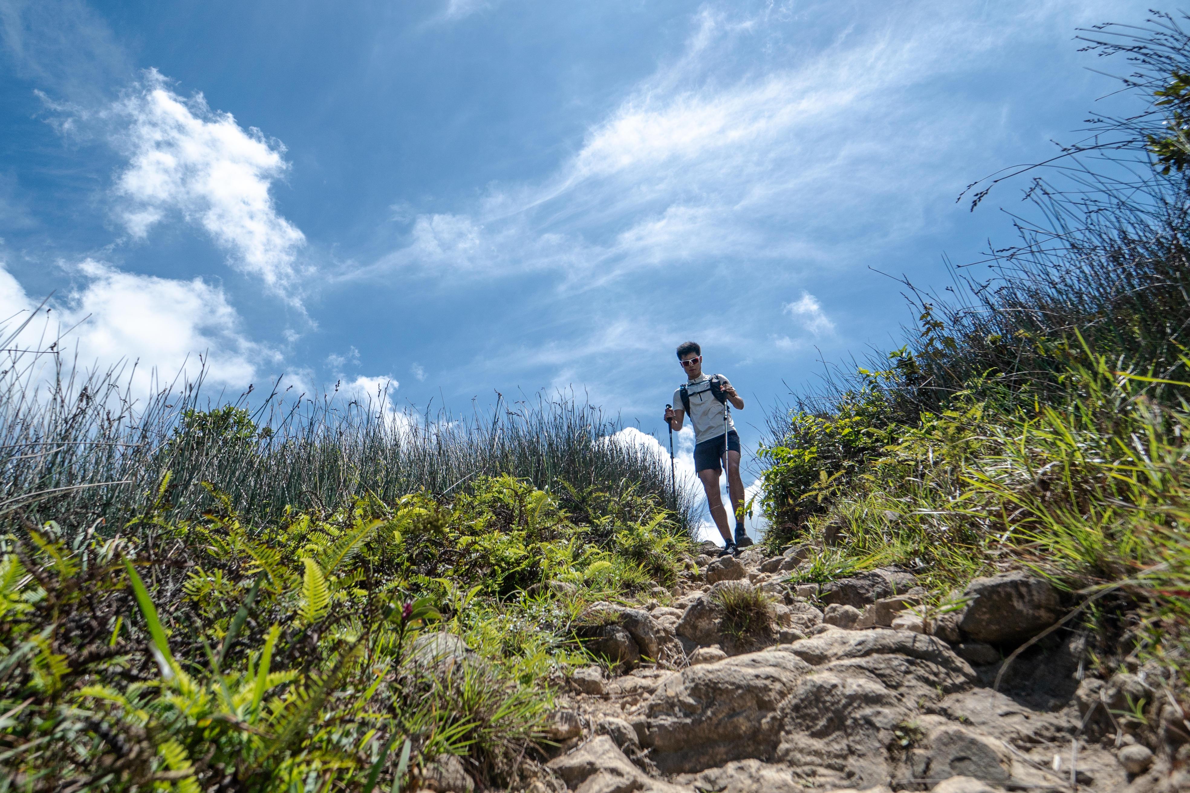 hiking rotaları