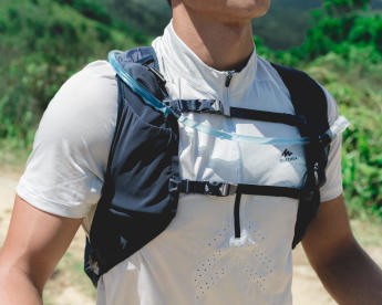 How to choose gears for fast hiking - t shirt