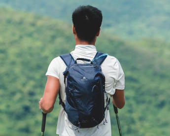 How to choose gears for fast hiking - backpack