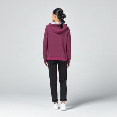 Veste à Capuche 500 Femme Violet