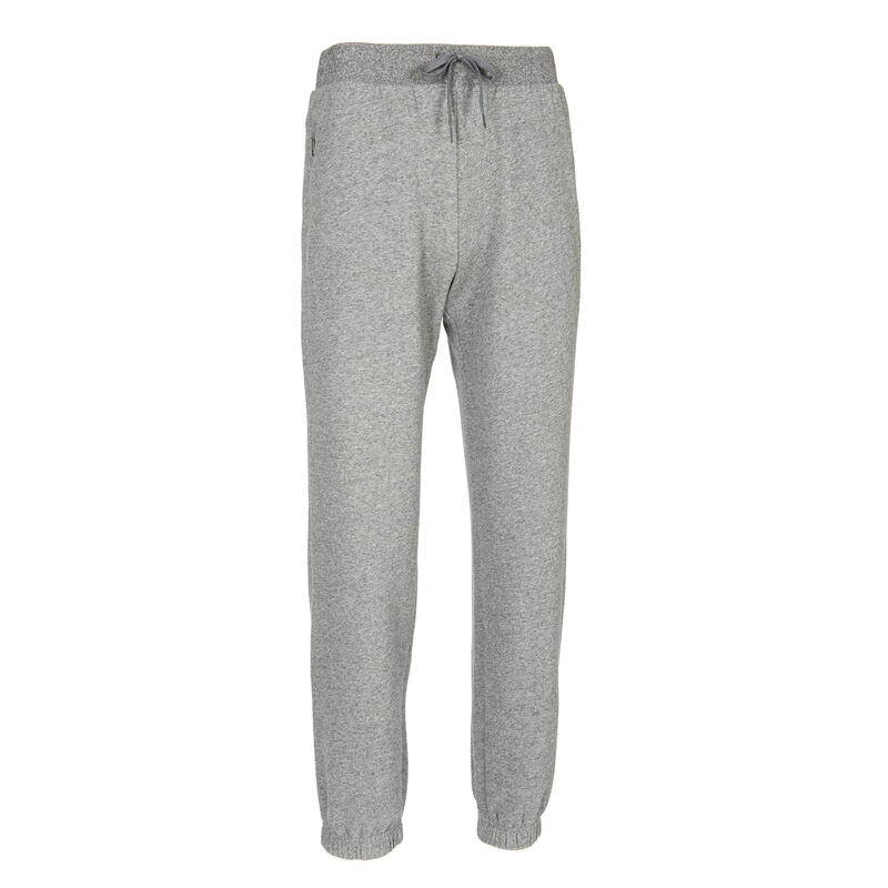 Pantalon Training Homme Regular 500 Gris