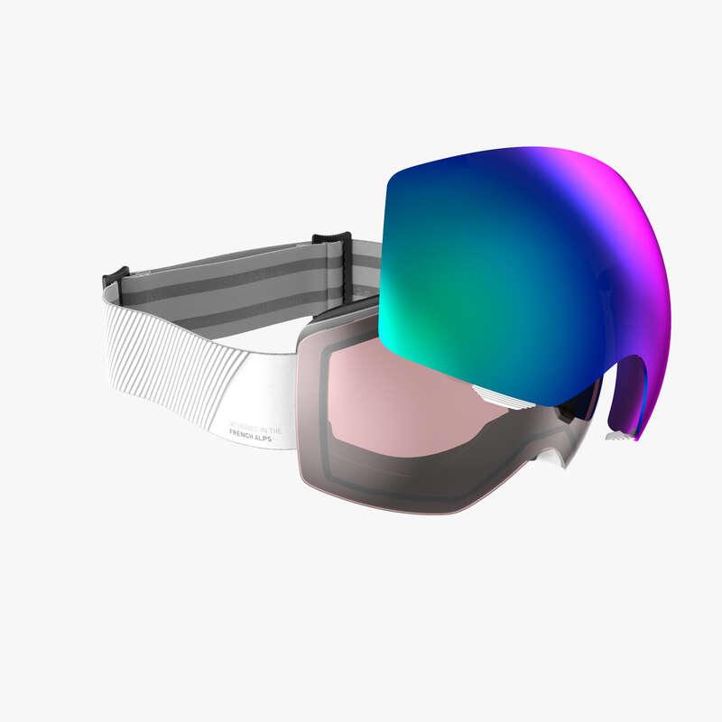 Síszemüveg Snowboard - Síszemüveg G 900 I WEDZE - Snowboard védőfelszerelés és kiegészítők