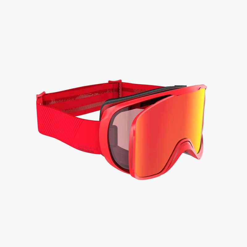 Síszemüveg Snowboard - Síszemüveg G 500 I WEDZE - Snowboard védőfelszerelés és kiegészítők
