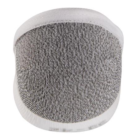 Шкарпетки WS 100 для спортивної/скандинавської ходьби, 3 пари - Білі