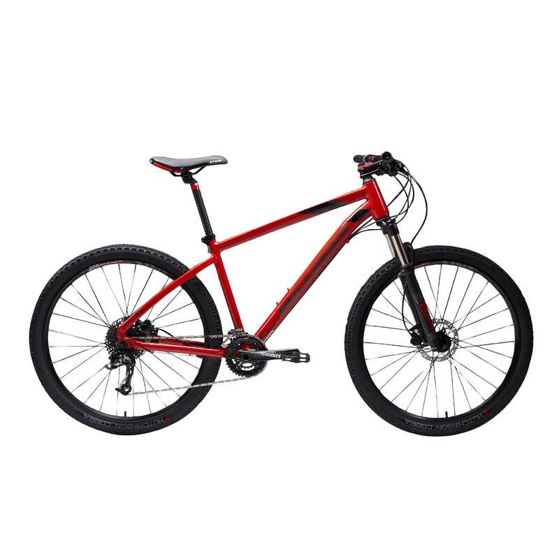 BICI MTB ST UOMO REGOLARE/ESPERTO Ciclismo, Bici - MTB ST 560 LTD rossa 27,5