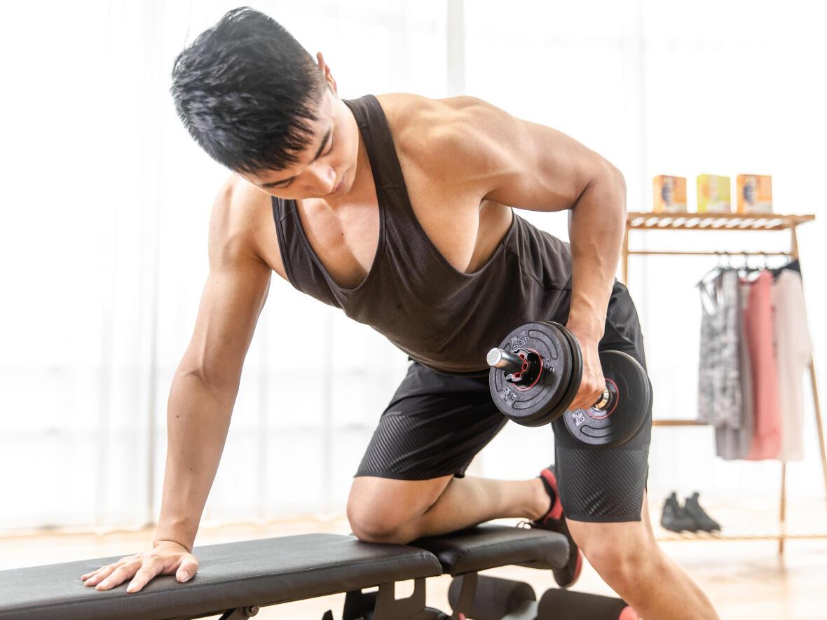 Cum te ajută ganterele să îți tonifiezi mușchii brațelor
