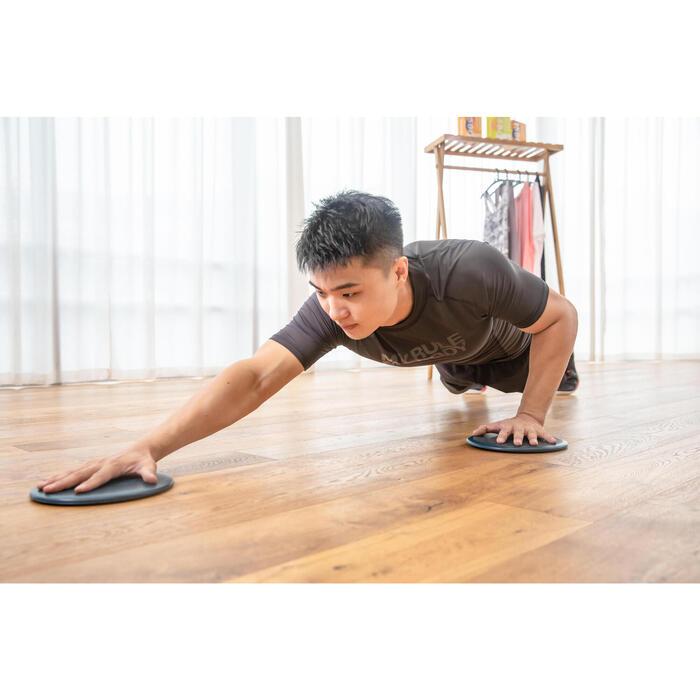 肌力訓練滑行盤
