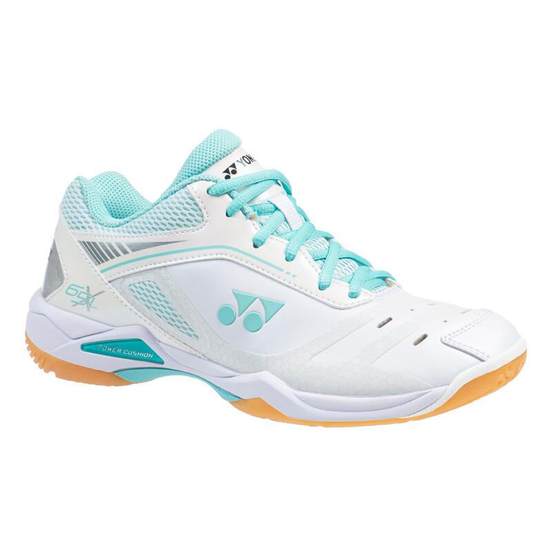Badmintonschoenen voor dames PC-65 X wit