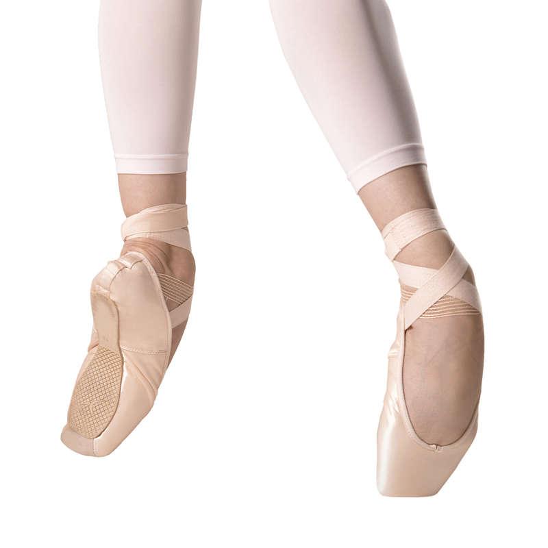 SKOR FÖR KLASSISK BALETT Danser, Balett - Tåsko mjuka sulor DOMYOS - Danser, Balett