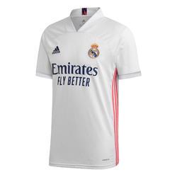 Camisola de Futebol ADIDAS REAL MADRID Home Adidas 20/21 Criança