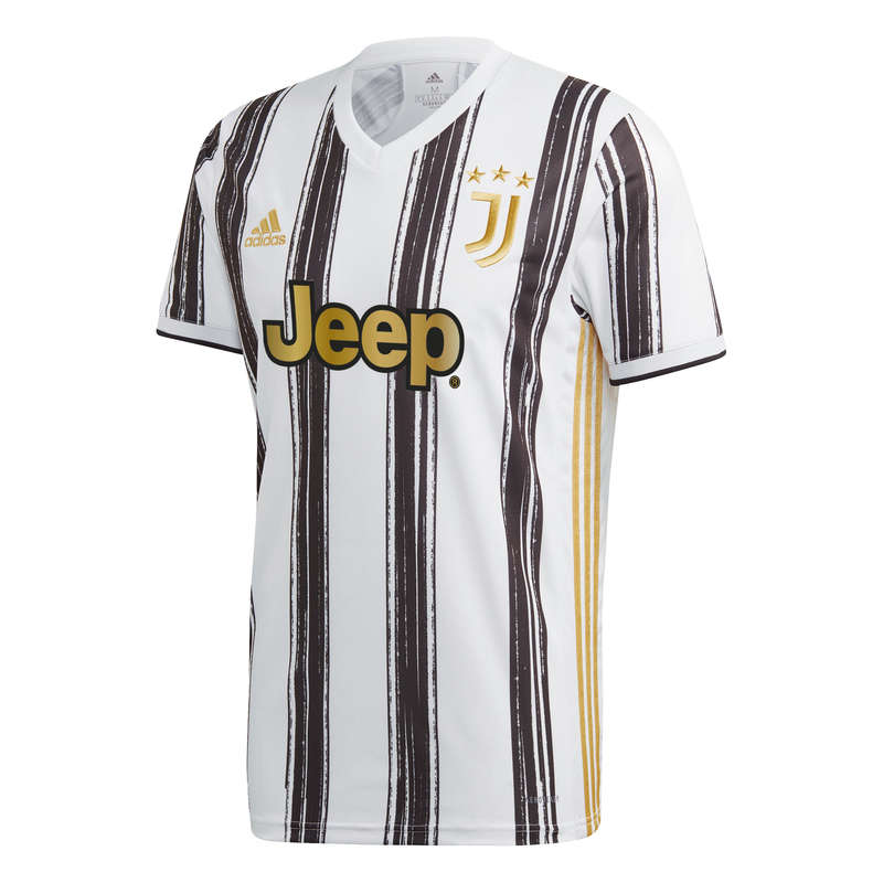JUVENTUS TURÍN Fotbal - DRES JUVE SR 2020/21 ADIDAS - Fotbalové oblečení