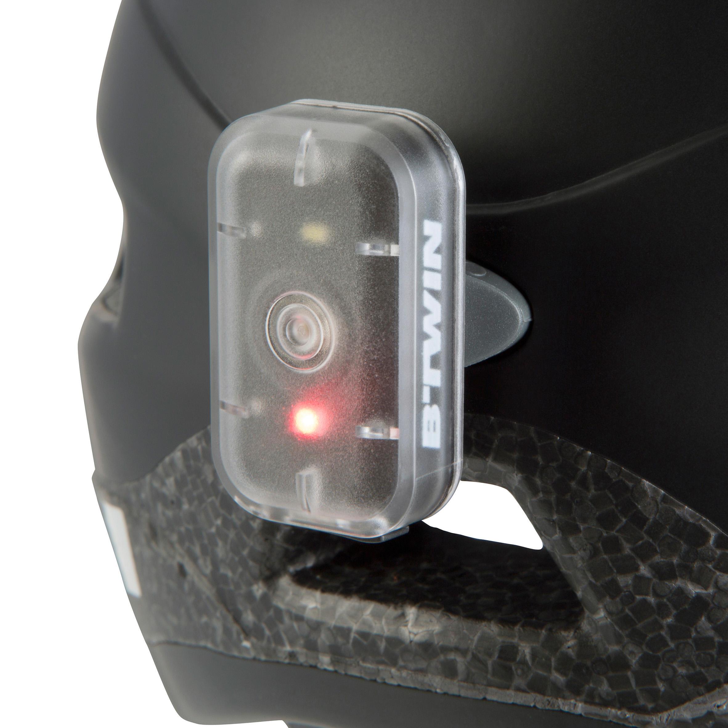 500 City Cycling Helmet - Black