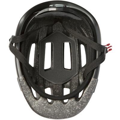 City Cycling Helmet 500 - Black
