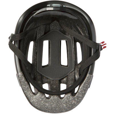 City Cycling Helmet 500 - Black