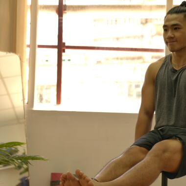 交叉訓練 | 雙槓撐體架: 上身訓練