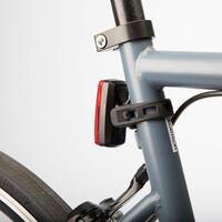 Front/Rear Battery-Powered LED Bike Light Set ST 110