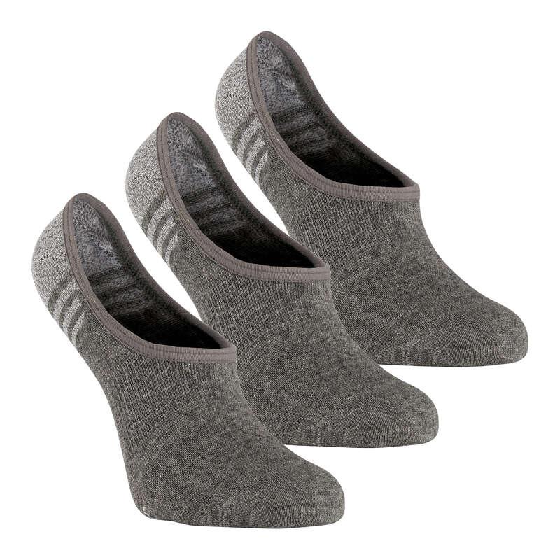 CALZE CAMMINATA SPORTIVA Nordic Walking - Calze WS 100 INVISIBLE x3 NEWFEEL - Accessori