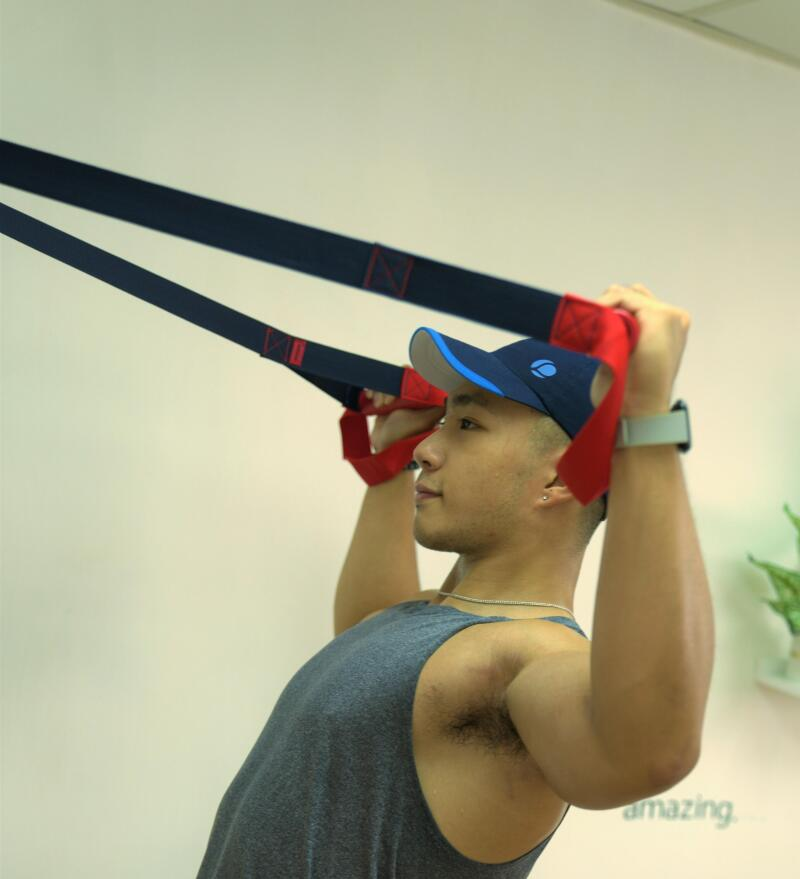 Home training - upper body