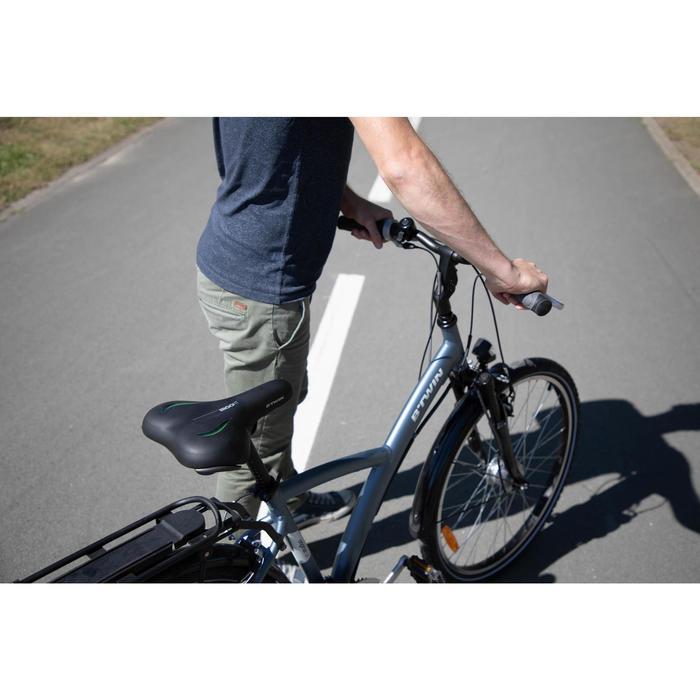 900 City Gel Bike Saddle