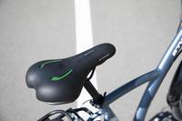Selle de cyclotourisme en gel900