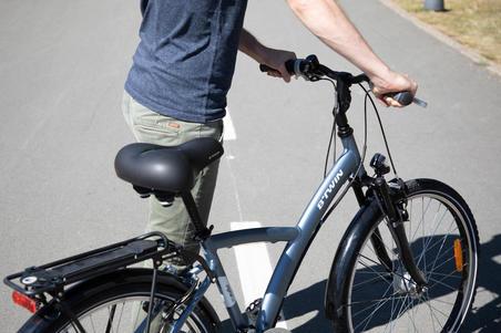 Selle de vélo de ville en gel900 TG