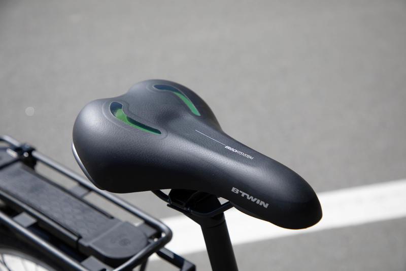 อานจักรยานชนิดเจลรุ่น Trekking 900