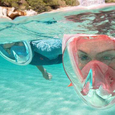 Comment choisir la taille de son masque de snorkeling Easybreath ?