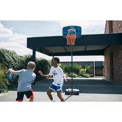 Kids' Basketball Hoop B200 Keep Playing1.6m-2.2m. Up to age 10