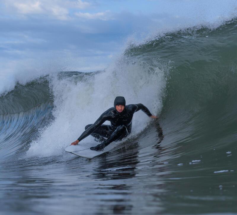 cagoule de surfeur