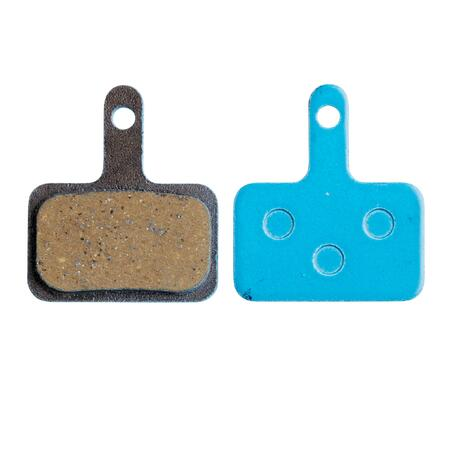 Disc Brake Pads - Compatible with Shimano Deore/Tektro