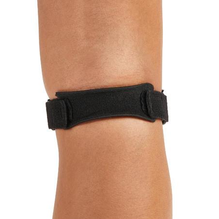 STRAP de sujeción rodilla izquierda/derecha para hombre/mujer negro