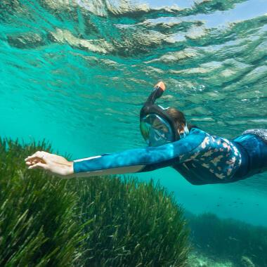 La protezione solare durante lo snorkeling   DECATHLON