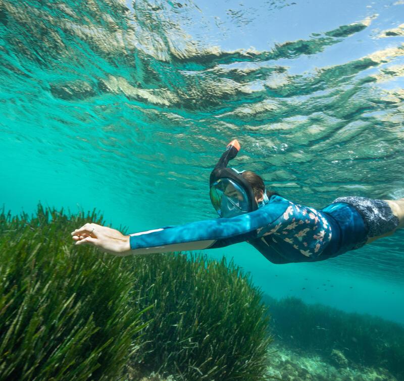 La protezione solare durante lo snorkeling | DECATHLON