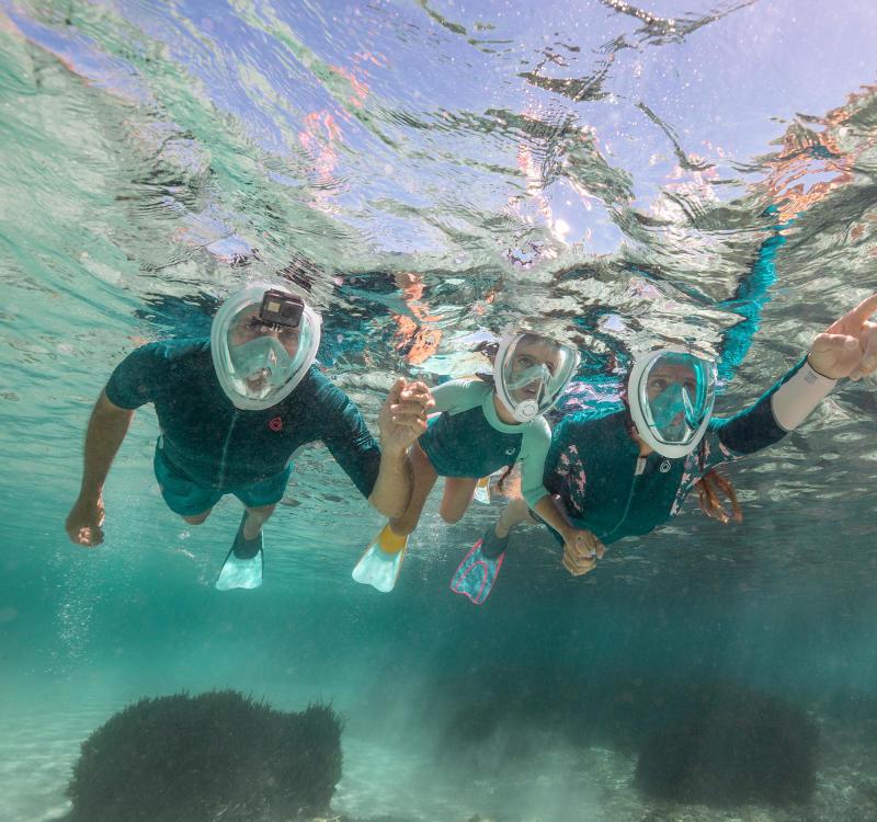 conseil snorkeling enfants subea