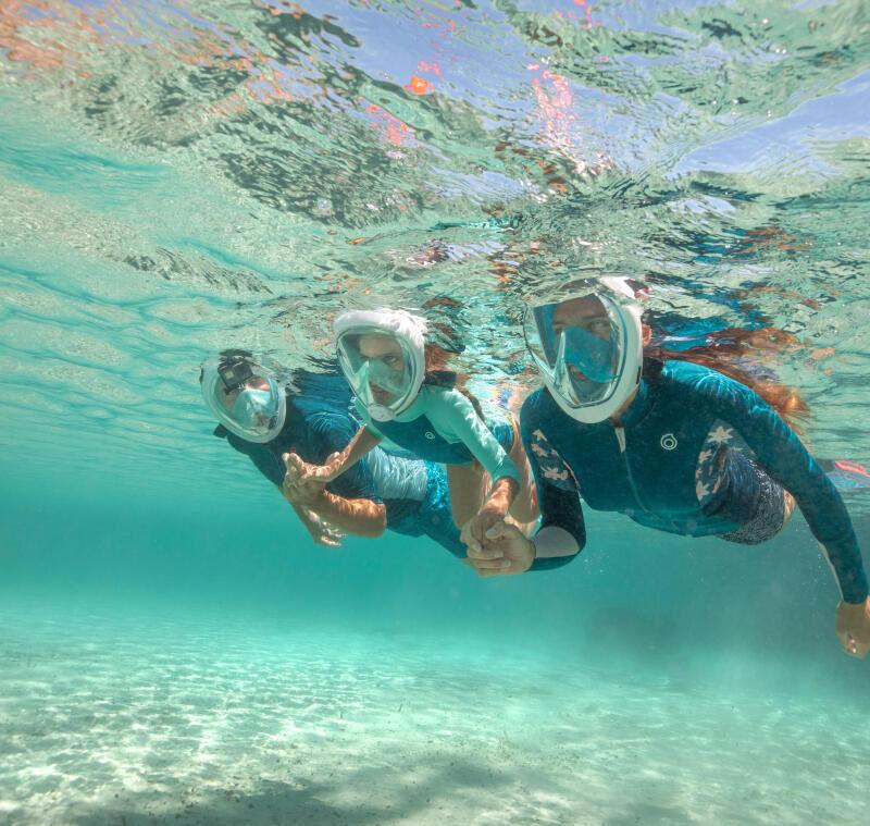 conseil utiliser masque easybreath emily chef produit snorkeling subea el nido philippines