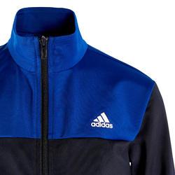 Survêtement garçon bleu marine logo sur la poitrine adidas